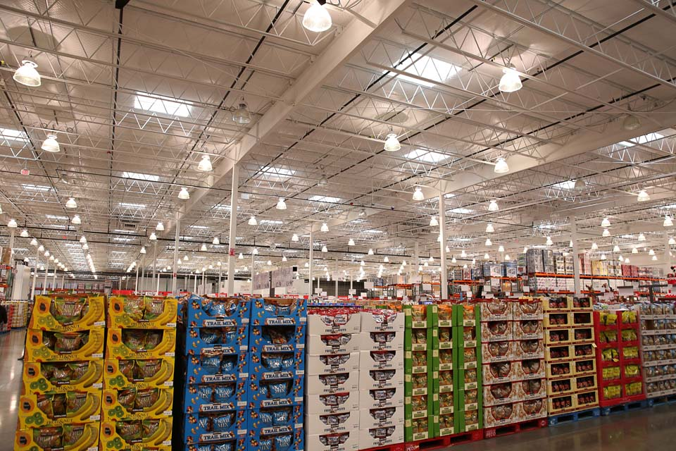 Tire Wholesale Warehouse >> Costco | L-A Electric | Electrical Contractors, Electrical Engineers