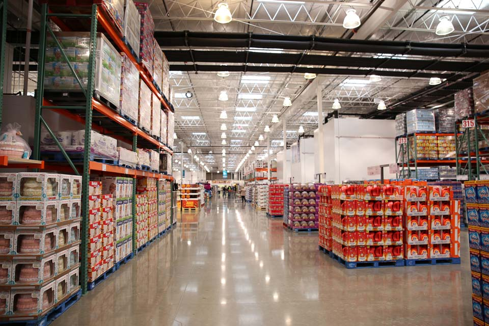 Tire Wholesale Warehouse >> Costco | L-A Electric | Electrical Contractors, Electrical ...